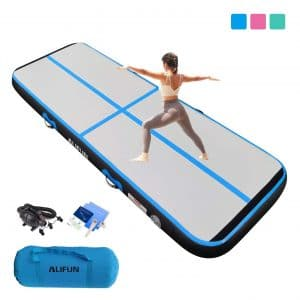ALIFUN Air Track Mat for Toddlers and Adults