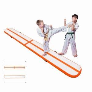 Inflatable Gymnastics Tumbling Air Track Mat