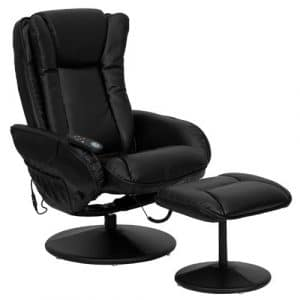 Flash Furniture Massaging Recliner Chair