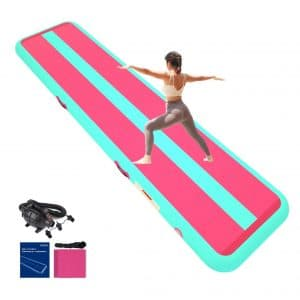 ALIFUN Air Track Gym Mat for Outdoor Sports