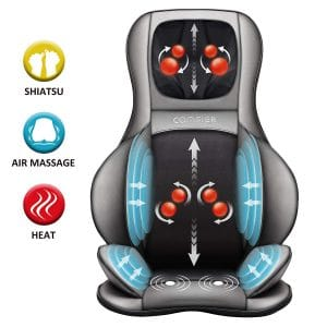 Comfier Shiatsu Massage Chair - Whole Body Pain Relief