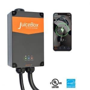 JuiceBox Pro 40 Smart EV Charging Station