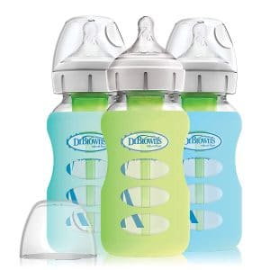 Dr. Brown's Options Baby Bottles, 3 Count
