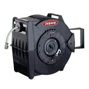 Legacy Manufacturing L8350 Potable Levelwind Retractable Water Hose Reel