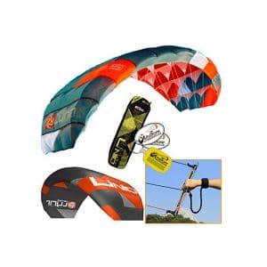 Peter Lynn UNIQ Kite, Kitesurfing