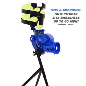 Trends Sports New Version 4-in-1 Batting Cage Machine