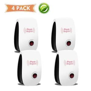 POP VIEW 2019 New Version Pest Repeller