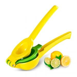 Zulay Kitchen Metal Lemon Squeezer (Top Rated)