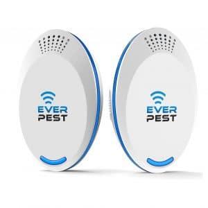 Ultrasonic Pest Repellent Control 2019 2 pack