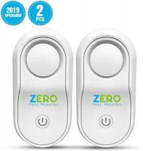6. ZEROPEST 2019 Upgraded Ultrasonic Pest Repeller
