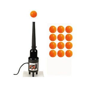 Hit Zone Jr Baseball T Ball Batting Tee Machine