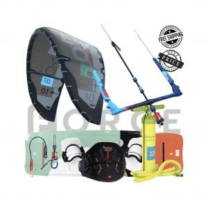 North Brand Kiteboarding Package, Kitesurfing