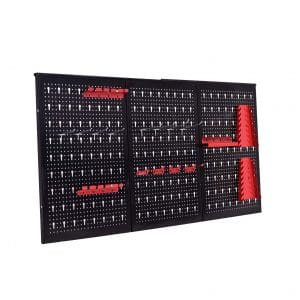 "Toolsempire 24"" x 48"" Garage Tool Metal Pegboard Panels"