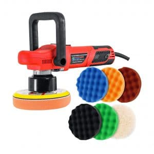 TCP Global Model Orbit Dual-Action Polisher