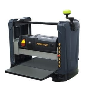 POWERTEC 15-Amp 2-Blade Benchtop Thickness Planer