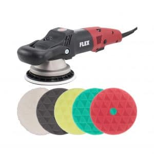 Flex North America XC3401VRG Rotary-Orbital Polisher