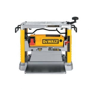 DEWALT 12.5-inch Single Speed Benchtop Planer