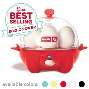 1. Dash Rapid Egg Cooker