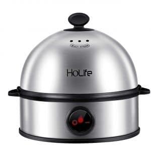 10. HoLife Egg Boiler