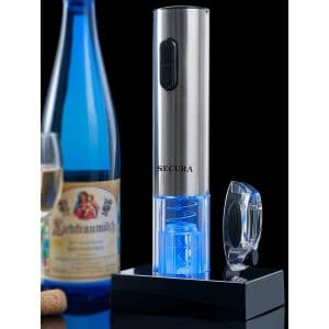 2. Secura SWO-3N Electrical Wine Bottle Opener