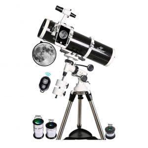 4. Gskyer 130EQ Professional Reflector Telescope
