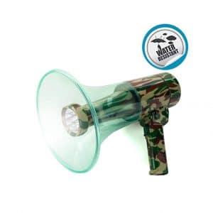 HDT 50W Megaphone Water Resistant