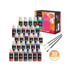 Magicfly Acrylic Paint Set