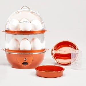 8. Copper Chef Egg Cooker