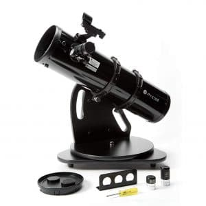 8. Zhumell Z130 Portable Reflector Telescope