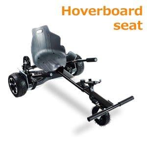 1. AUBESTKER Hoverboard Go Kart