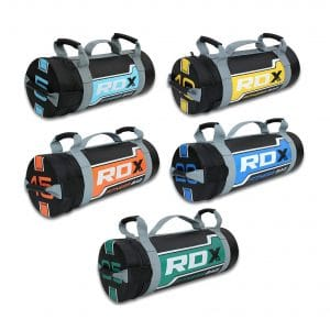 RDX Weight Training Sandbag with Handles and Zipper, Weight Adjustable