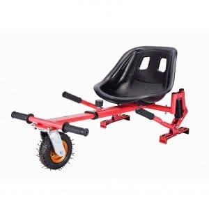 2. Dealer Leather Hishine Go Kart for Hoverboards