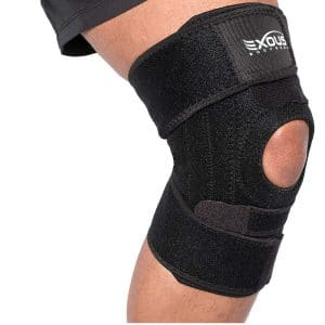 2. EXOUS Knee brace