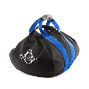 PKB PORTABLE KETTLEBELLS - Crossfit, Travel, Home Workout Sandbag