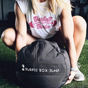 Burpee Box Jump Crossfit Sandbag for Fitness