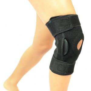 6. Vive Hinged Knee Brace