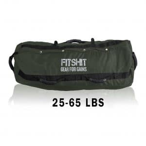 FITSHIT Sandbag for Workouts - Durable and Functional Weighted Sandbags