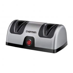 8. Chefman Electric Knife Sharpener