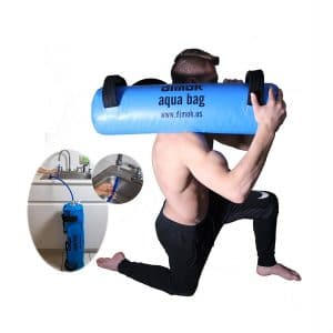 dimok Workout Sandbag for Fitness - Comes with Pump