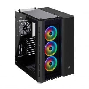 1. CORSAIR Crystal Series 680X RGB Tower Case