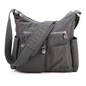 10. Nodykka Crossbody Bag Travel Purse