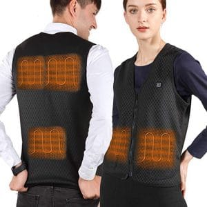 Valleywind Men Heated Vest