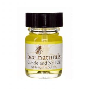 3. Bee Naturals Nail and Cuticle Oil Strengthener