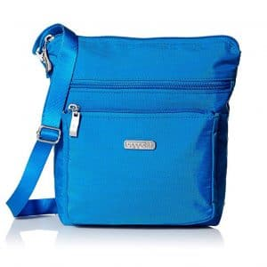 4. Baggallini Pocket Crossbody Stylish Purse