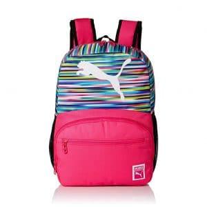 6. PUMA Girl's Little Bag Backpack