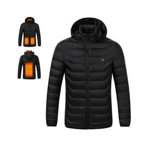 ANTARCTICA Lightweight Electric Heated Jacket