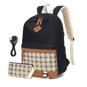 7. Meisohua School Backpack for Girls
