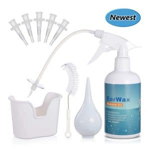 7. Slimerence Earwax Remover Tool Kit