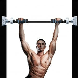 8. uflyy Pull-up Bar with Adjustable Width