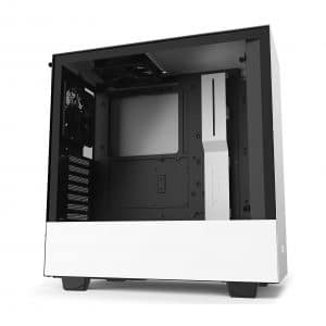 9. NZXT H510 - Compact ATX PC Gaming Case